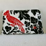 BABY by Danish - Red Tweet Wipes Bag